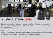 Sistema remoto de vigilancia