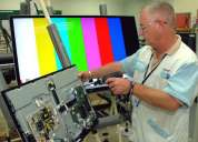 Central reparacion televisores , audio ,hi-fi .atendemos ,marca a domicilio