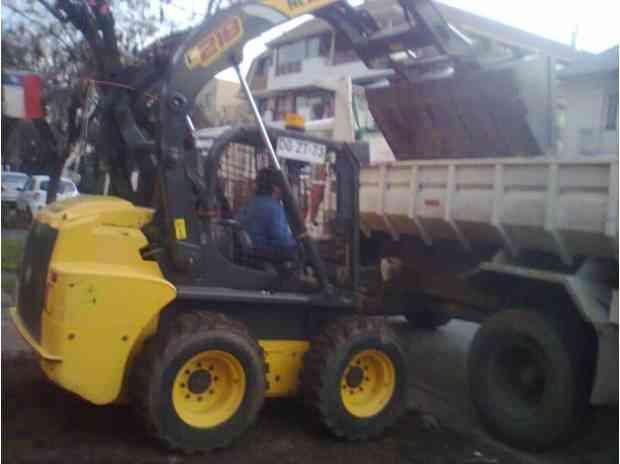 Retiro escombros en las condes 27033466 fletes camión camionetas DEMOLICIONES disponibilidad dispon
