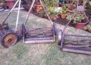 Reparacion cortadoras de pasto manual a domicilio.