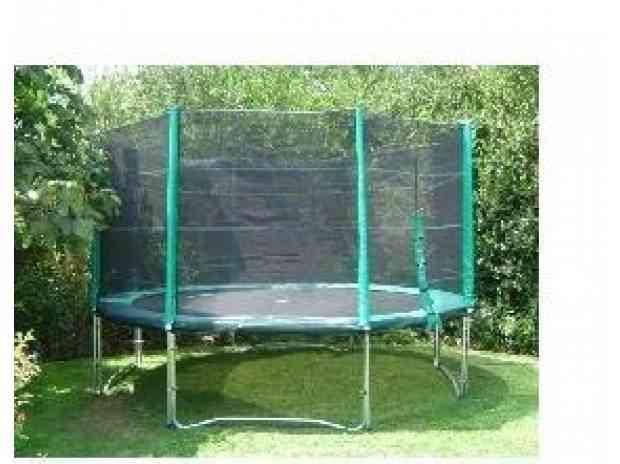 cama elastica, juego inflable, plaza entretenida 67899178