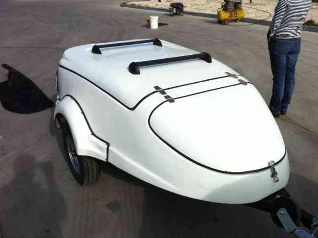 Carro de arrastre porta equipaje 700 kg moderno dise o for Carro compra moderno