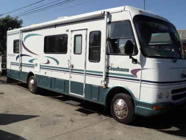 Motorhome Ford Coachmen