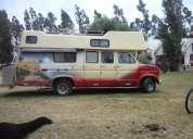 Motor home ford ecoline, turbo diesel