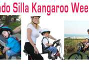 Vendo silla kangaroo weeride