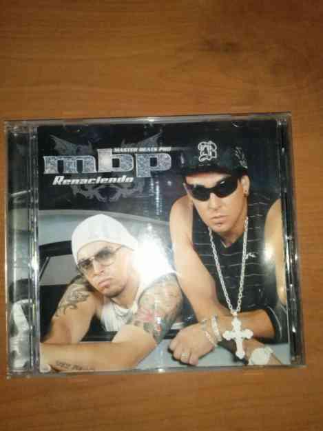 vendo CD originales !