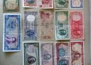 Colección de billetes chilenos