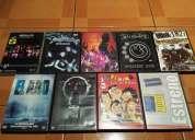 vendo  dvds en muy buen estado