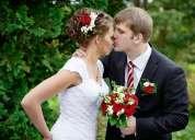 Fotos matrimonios, cumpleaños, bautizos