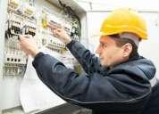 Electricista autorizado providencia, vitacura, la reina tel 934 66 500
