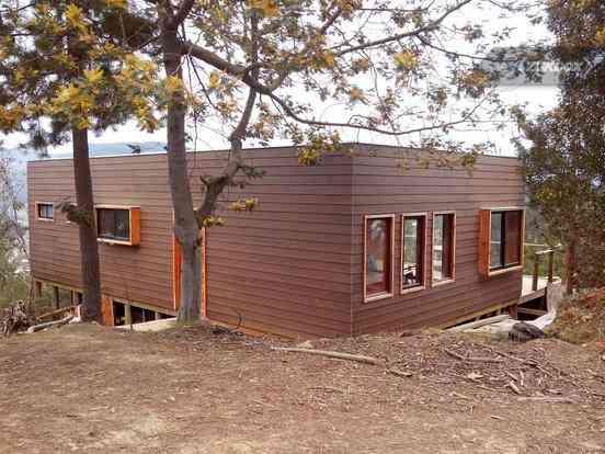 Hermosa casa con vista al lago vichuquã©n, sur de chile $ 3,800 USD