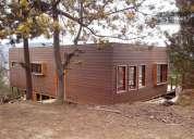 Hermosa casa con vista al lago vichuquã©n, sur de chile