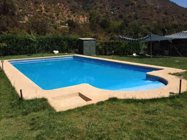 Parcela olmue piscina camping exclusivo olmu doplim - Camping en oliva con piscina ...