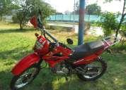 Vendo moto enduro