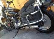 Moto chopper 250cc