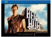 Blu-ray set: ben - hur. edición limitada. nuevo, sellado. u.s.a