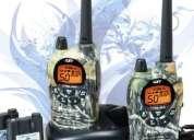 Midland gxt1050 (radios + cargador) +50 km ,50 channels