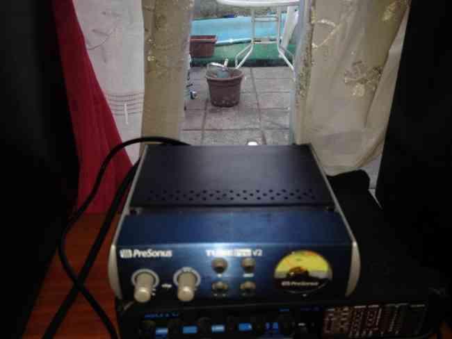 mezcladora de sonidos frofesional