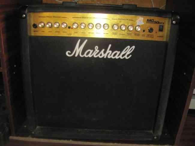 Amplificador marshall mg50df