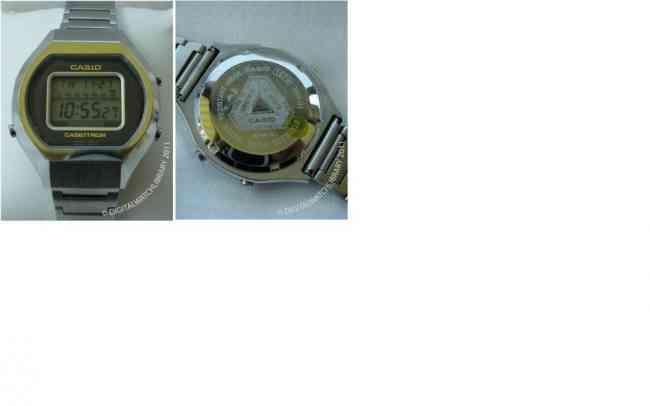 reloj casio clasico  sin uso adquirido en japon en 1988