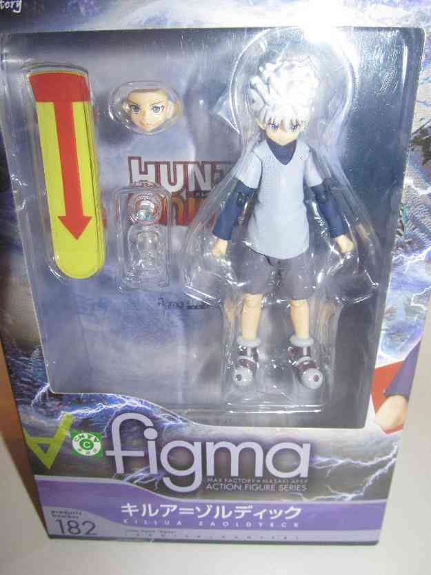 figma Killua Zoldyck (Original)