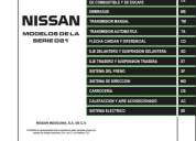 Manual de taller nissan d-21 digital pdf