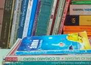 : libros varios usados lectura colegios básica-media