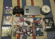 Play station 2,mas guitarra inalambrica y accesorios