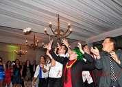 Fotografía y video para eventos, matrimonios, cumpleaños, bautizos, en santiago