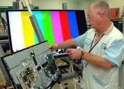 servicio tecnico reparacion televisores , lcd , led , plasma trc , a domicilio
