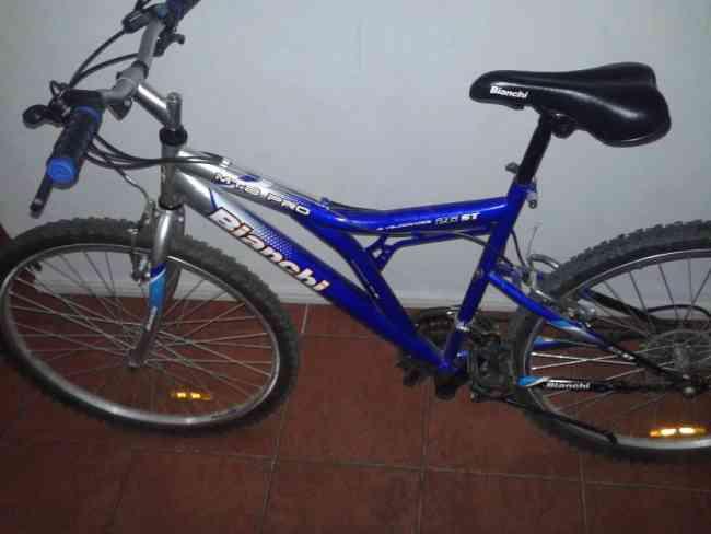 Vendo Mountan Bike aro 26 Bianchi