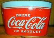 Hielera coca-cola de coleccion
