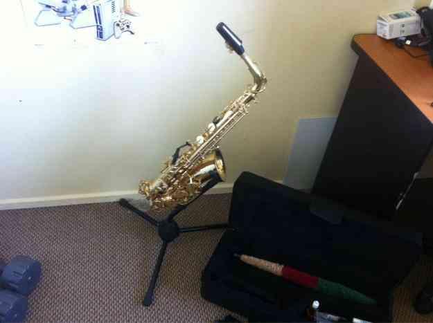Saxofon alto baldassare