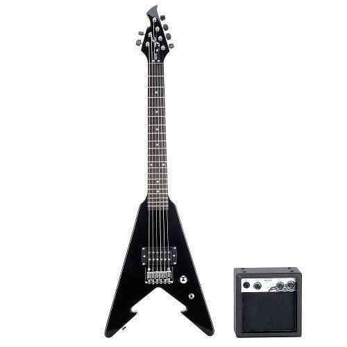 Guitarra Electrica First Act + Amplificador Nueva