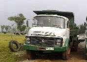 Vendo camión tolva mercedes benz 1514 tolva 8mts