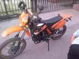 moto uniter motors UM 200cc