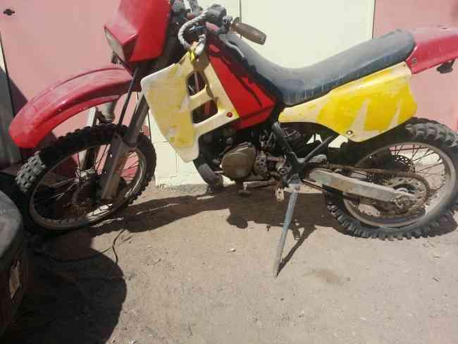 suzuki rmx 200cc