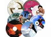 Impresion cd/dvds, todo tipo de impresiones
