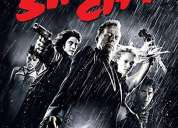 Blu - ray disc: la ciudad del pecado. nuevo, sellado. edición u.s.a
