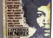 Dvd hendrix experience