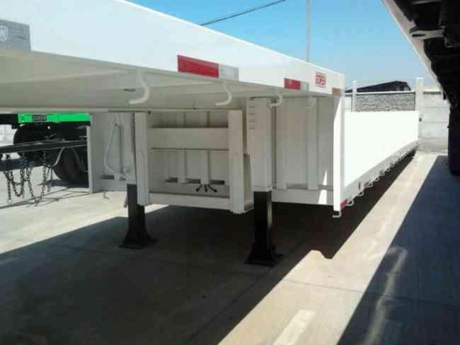 semiremolque sil uso arg trailers suspesion aire 8 ton largo 14.60 acho 2.60 y alto 0.60