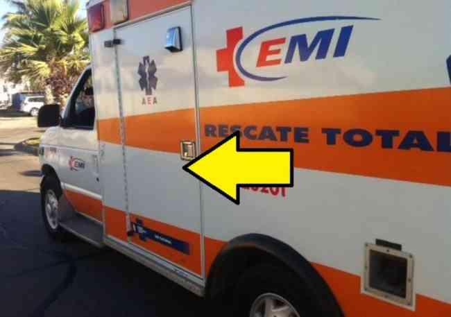 ambulancia en stock ford e 350 americana