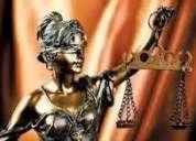 Técnico jurídico para estudio jurídico la serena