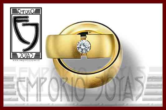 Argollas de Matrimonio en www.emporiojoyas.cl/anl_novio_05.htm