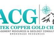 Acg chile / servicio de geología & gestión minera