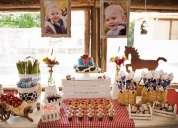 Animaciones infantiles para fiestas y eventos.