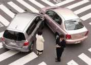 Abogados expertos en accidentes de transito, querellas y indemnizaciones