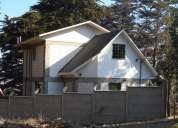 Casa en el tabo 2 pisos totalmente equipada cerca de la playa