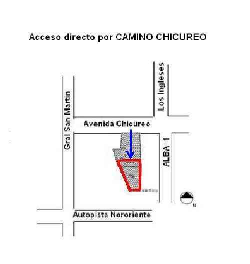 Parcelas en Chicureo