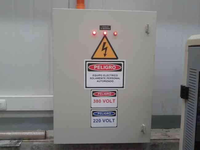 Tecnico Electricista 9-91060582